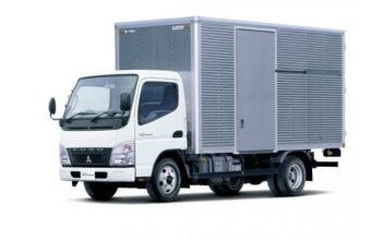 Маленький фургон фото