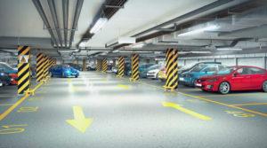 Как осуществляется эвакуация автомобилей из подземных паркингов?
