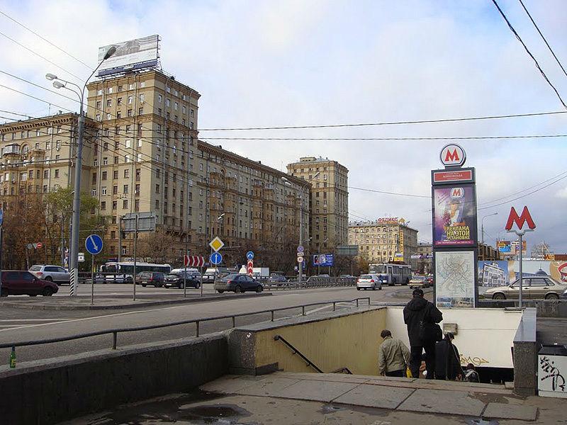 Войковская фото
