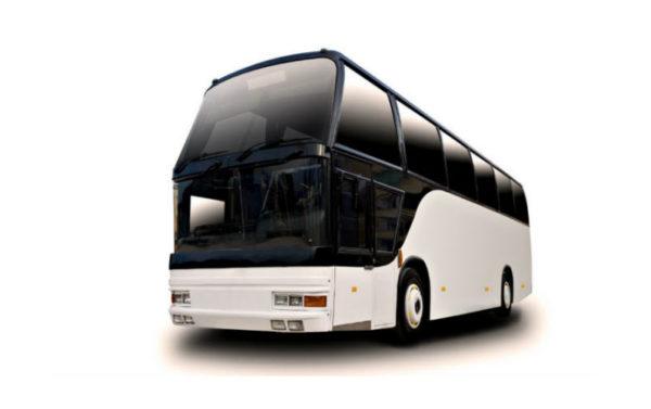 Большой дальнорейсовый автобус