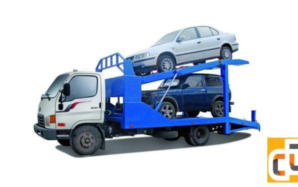 Перевозка двух и более авто
