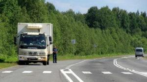 Сломался грузовик на трассе, что делать?
